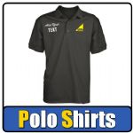 Gas Safe Branded Polo Shirts